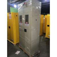 Best Metal Fireproof Storage Cabinet For Storing Gas Oxygen / Paint / IBC Drum wholesale