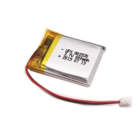 Best PL802530 2.22Wh 600mAh 3.7 V Lithium Ion Polymer Battery wholesale