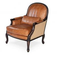 Best classic wood chair designs antique wood carved back chair vintage leather club chair wholesale