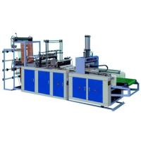 Best DGF-700 fully automatic plastic shopping bag making machine, t-shirt bag, vest bag wholesale