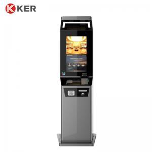 Best HD LED LCD KER Slim 32 Inch Hotel Self Check In Kiosk wholesale