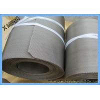 Best SS304 Stainless Steel Woven Wire Mesh Screen 80 Mesh Diamter 0.12mm 1m X 30m wholesale