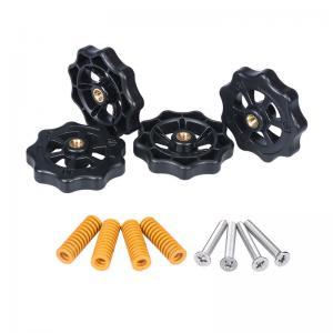 Best Yellow 8mm*4mm*25mm 3D Printer Springs Ender3 Hand Nut Screw M4 Leveling Kit wholesale