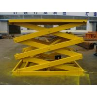 Best Jinan AOS Hydraulic Fixed Shear Fork Lift Table wholesale