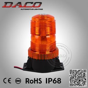 Best 9W Led Flashing Forklift Amber LED Light 10-110V wholesale