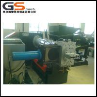 Best Water Cooling System Rubber Granulator Machine 1-2T/H Capacity For Filter Dirty Rubber wholesale