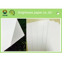 Best High Stiffness A2 Cardboard Sheets Art Board For Air Ticket Multiplication wholesale