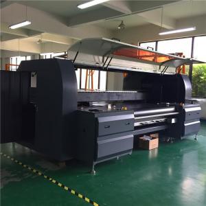 Kyocera Head Digital Textile Printing Machine For Cotton / Silk / Poly Fabric