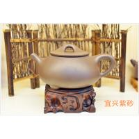 Buy cheap Classical Yixing Zisha Teapot With Filter Environmental Protection Purple Sand from wholesalers