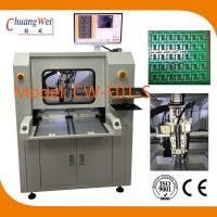 Quality Windows Routing Bit Sectioning Twin Table Pcb Assembly Machine Pcb Shear Cutter wholesale