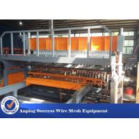 Best Pneumatic Reinforcing Wire Mesh Making Machine Easy Operation Width 2500mm wholesale