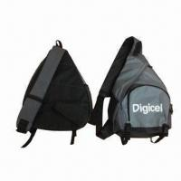 Best Mono strap backpack, made of 600D polyester wholesale