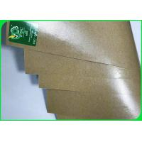 Best 50gsm 70gsm 80gsm + 10g Greaseproof PE Coated Craft Paper For Food Bags wholesale