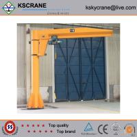 Cheap Mini 500kg Electric Jib Crane With 1.5KW Motor,Jib Crane Features for sale