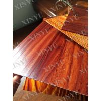 Best Wood grain transfer Aluminium Window Profiles for decoration material wholesale