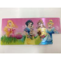 China Disney Changing Pictures PET 3d Hologram Stickers For Kids , Pantone Color on sale