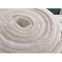 Best Heat Resistant Refractory Ceramic Fiber Blanket For Boiler Insulation Erosion Resistance wholesale