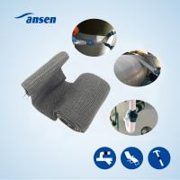 Buy cheap Emergency Glass fiber Pipe repair Wrap Bandage water activity polyurethane resin fix tape armor wrap from wholesalers