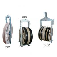 Best Round Belt Cable Pulley Block Dia 1040mm 50-200KN For Protect Cable wholesale