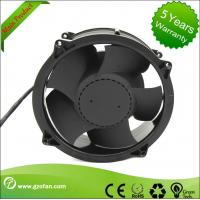 Best 2.2A 48v Dc Exhaust Axial Ventilation Fan For Machine Cooling wholesale
