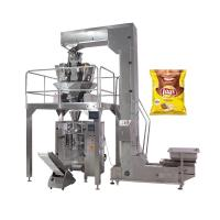 Best Automatic Weighing Snack Food Packaging Machine , Potato Chips Packing Machine wholesale