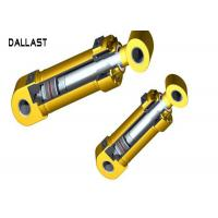 Best Weld on Industrial Hydraulic Cylinder Piston Design Double Acting Industrial Equipment wholesale