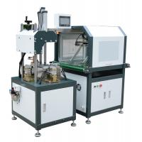 China Rigid Box Pressing Air Bubbles Machine With Automatic Feeding and Air Bubble Pressing on sale