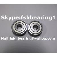 Buy cheap Black 638ZZ Deep Groove Ball Bearing Electric Motor Bearing Single Row from wholesalers