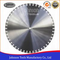 Best Diamond Road Cutting Floor Saw Blades with Fast Cutting / Long Cutting Life wholesale