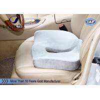 Best Donut Design Memory Foam Cushion For Car Seat Self Heating Holding Warm Air Within wholesale