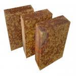 Best AZM -1680 Silica mullite brick , fire resistant heat proof bricks Brown Color wholesale