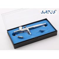 Best 0.5mm Beaty Makeup Airbrush Gun with 0.2/0.25/0.3/0.5mm Nozzle OD wholesale