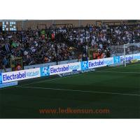Best Front Access Commercial Double Sided Led Display Stadium 8mm Waterproof Iron Cabinet wholesale