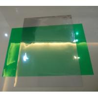 Quality Transparent PVC Book Cover Large Capacity , PVC Binding Cover wholesale
