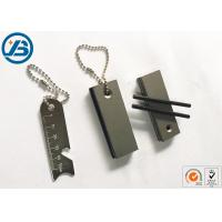 Best Multifunction Emergency 2 In 1 Mag Bar Fire Starter 5.5 x 3 x 0.2 Inches wholesale