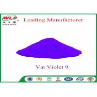 Best Cotton Fabric Permanent Fabric Dye C I Vat Violet 9 Vat Dyes Heat Resistant wholesale