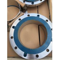 Best 2042 Steel Material and Flange Connection Loose flanged tee plain tee for Steel cap Steel Flange Stainless pipe fittings wholesale