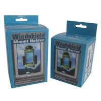 Paperboard Custom Printed Packaging Boxes , Recycled Packaging Boxes With Hanger