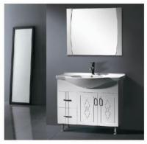 Best Bath ceramic cabinet mounted above sink sanitaryware vanity bathroom accessories washing basin wholesale