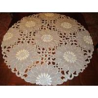 Best Embroidered Cutwork Tablecloth (JSS-118) wholesale