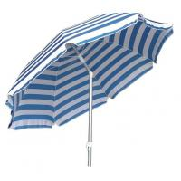 Quality Beach umbrella on sale by batch made of PVC and steel  ,which can be painted wholesale