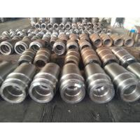 Best Hot Forged 42CrMo4 4140 1.7225 SCM440 Forged Shaft Step Hollow Shaft  / Gear Blnaks wholesale