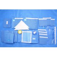Quality Breathable SMMS EO Sterile Fenestrated Drape Packs for Clinic Surgery wholesale