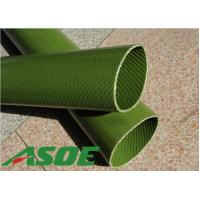 Best Polyurethane Oil Transfer Hose For Fuel Deliverying Plain Weave Anti Static wholesale