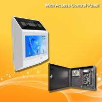 Best Dual Eyes Scanning Iris Access Control System TFT Touch Screen With Large Memory wholesale