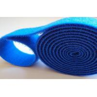 Best Nylon Colored High Strength Sticky Back Hook And Loop Cable Wrap 2 Inch Reusable wholesale