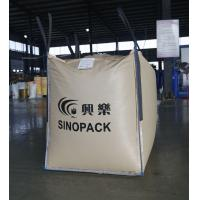 Best FIBC Bulk UN Big Bag Dangerous Goods Jumbo Bag 1000kg ASTM G 154-00 wholesale