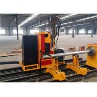 Best Manufacture Industry Plasma Oxyfuel Cutting and Beveling automatic copper tube cutting machine,cnc steel pipe cutting ma wholesale