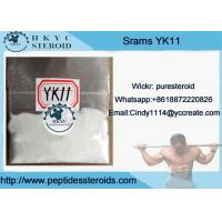 China Best Effect Sarms Steroids Raw Powder YK11 For Faster Muscle Gaining on sale