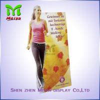 Best Economic Advertising Cardboard Poster Display Stand For Healthy Products wholesale